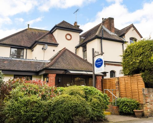 Atkinsons Private Nursing Homes - Fourways Residential House Nursing Home in Sandhurst, Berkshire