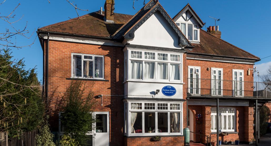 Atkinsons Private Nursing Homes - Haldane House Nursing Home in Sandhurst, Berkshire
