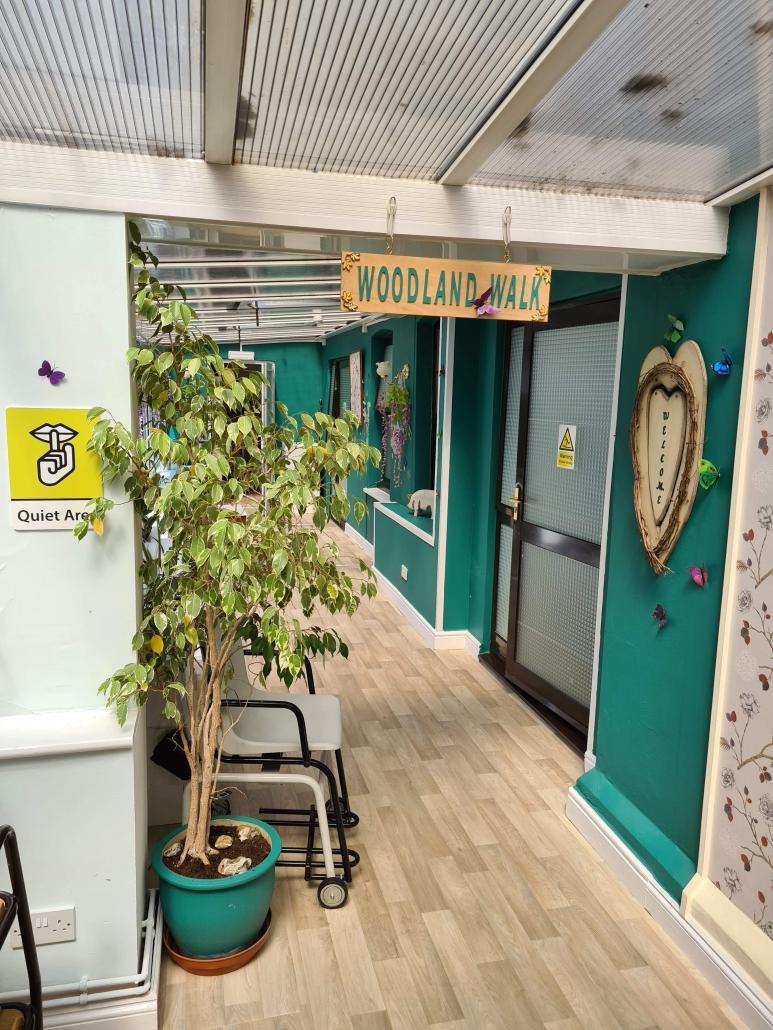 Fourways Residential Care Home Sandhurst